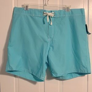 """NWT Old Navy 7"""" Board Shorts Above the Knee XXL"""
